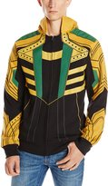 Marvel Men's I Am Loki Costume Hoodie