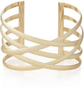 The Limited Interwoven Cuff Bracelet