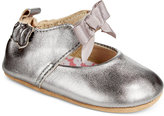 Robeez First Kicks Amelia Ankle-Strap Mary-Janes, Baby Girls (0-4) & Toddler Girls (4.5-10.5)