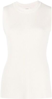 Barena Plain Knitted Vest