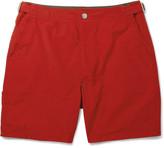 Paul Smith Mid-Length Cotton-Blend Swim Shorts