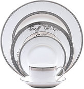 Vera Wang by Wedgwood Lace Platinum 5-Piece Place Setting