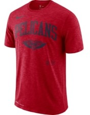 Nike New Orleans Pelicans Men's Team Slub T-Shirt
