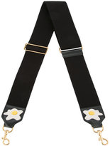 Anya Hindmarch fried egg shoulder strap - women - Cotton/Leather - One Size