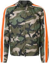 Valentino hooded camouflage jacket - men - Polyamide/Polyester - 44