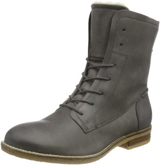 Bullboxer 683643E6L Womens Warm-Lined Short-Shaft Boots and Bootees