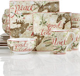 222 Fifth Up North 16-Pc. Dinnerware Set