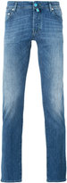 Jacob Cohen slim fit jeans - men - Cotton/Polyester/Spandex/Elastane - 32