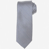 Nautica Houndstooth Silk Tie