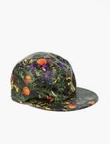 White Mountaineering Floral Baseball Cap