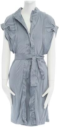 Preen Blue Silk Dress for Women