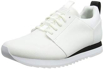 G Star Deline, Men's Low-Top Trainers, White (White 1), UK (44 EU)