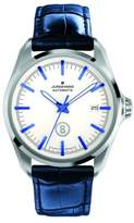 Junghans Men's Automatic Watch Bogner Willy Automatic 027/4280.00 with Leather Strap