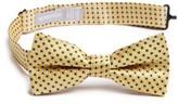 Nordstrom Boy's Neat Geometric Silk Bow Tie