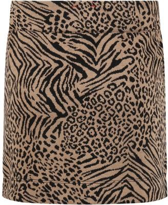 Caffe dOrzo Beige perpetua Skirt For Girl