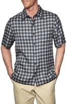 Nat Nast 'Astor' Regular Fit Short Sleeve Silk Sport Shirt