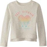 Billabong Girls' Just Peachy Pullover Crew (414) - 8164332