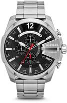Diesel Men's Mega Chief DZ4308 Stainless-Steel Quartz Watch