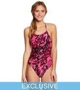TYR Women's Training Digi Camo Crosscutfit One Piece Swimsuit 8152282