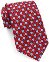 Tailorbyrd Silk Owl Tie
