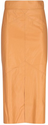 Isabel Marant Domi Midi Skirt