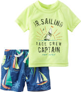 Carter's Rash Guard Set - Baby