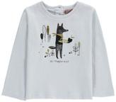 Emile et Ida Veggie Wolf T-Shirt