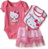 Hello Kitty Baby Girls' Gift Set