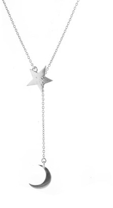 ADORNIA Celestial Lariat Necklace