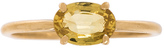 Ileana Makri Single Stone Ring