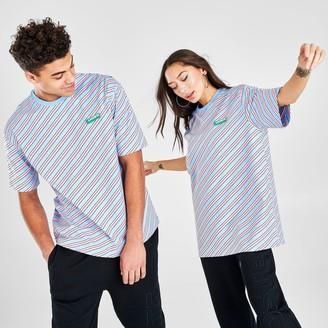 Lacoste LIVE Colored Stripe T-Shirt
