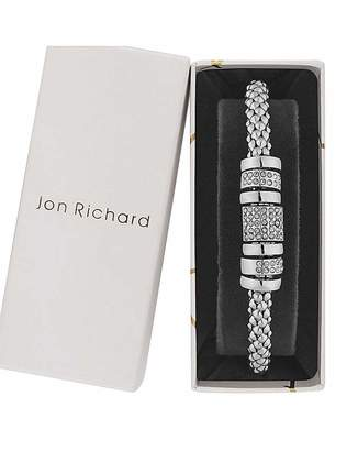 Jon Richard Link Stretch Bracelet