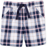 First Impressions Pull-On Plaid Shorts, Baby Boys (0-24 months), Created for Macy's