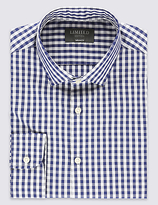 Limited Edition Pure Cotton Easy to Iron Tailored Fit Shirt