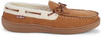 Ben Sherman Milton Faux Suede Boat Shoes
