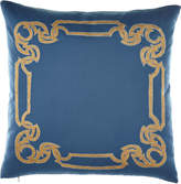 Sabira Decorative Teal Pillows