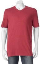 Croft & Barrow Men's Easy Care V-Neck Tee