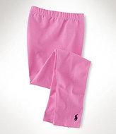 Ralph Lauren Big Girls 7-16 Leggings