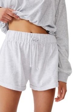 Cotton On Women's Summer Fleece Short