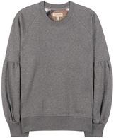 Burberry Sweat-shirt En Coton Mélangé