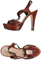 Raparo Platform sandals