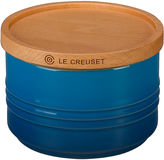 Le Creuset 12 Oz Canister w/ Wood Lid, Marseille