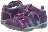 Keen Kids Seacamp II CNX (Toddler) (Majesty/Tibetan Stone) Girls Shoes