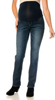 Motherhood Secret Fit Belly Straight Leg Maternity Jean