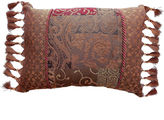 Croscill Classics Catalina Red Oblong Decorative Pillow