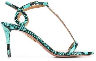 Aquazzura T-bar sandals