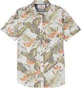 Billabong Men's Haliewa Short Sleeve Stretch Woven Shirt