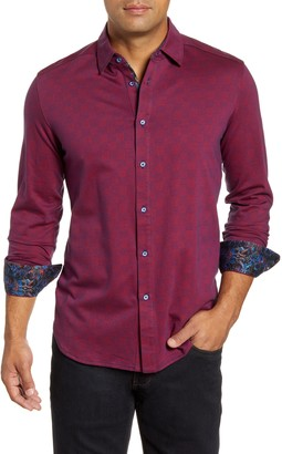 Robert Graham Peppard Button-Up Shirt
