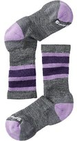 Smartwool SartWool Girls Striped Hikeediu Crew