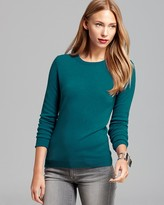 C by Bloomingdale's Cashmere Crewneck Sweater
